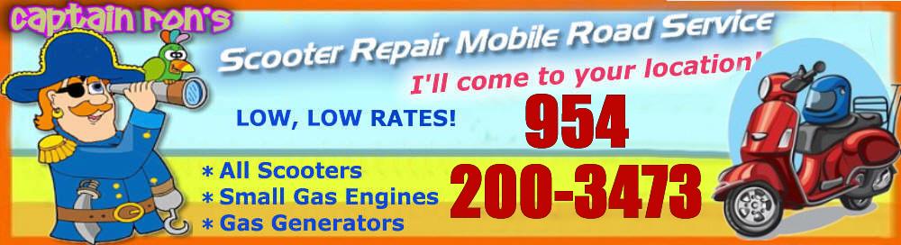 Scooter-repair-mobile-road-service
